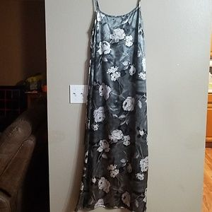 Maurices long dress size 11